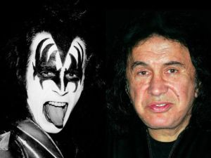 Gene Simmons, do Kiss