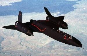 Lockheed SR-71 Blackbird (3)